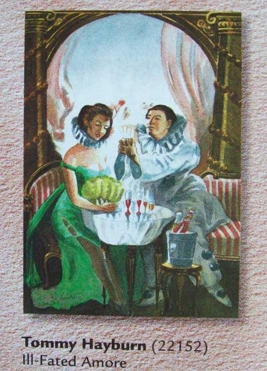 Pierrot by Tom-Heyburn